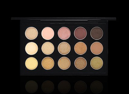 MAC 'Warm Neutral Times 15' Eyeshadow Palette - Warm Neutral