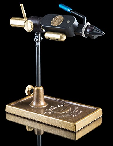 Regal Big Game Head Revolution and Bronze Traditional Base Tying Vise by Regal Vise
