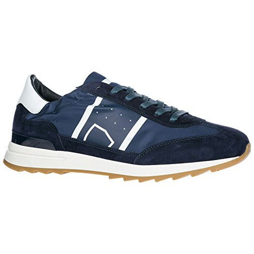Philippe Toujours Blu Daim En Model Sneakers Homme Baskets Chaussures 8FrPHAc08