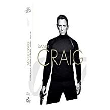 James Bond 007 - Daniel Craig : Casino Royale + Quantum of Solace + Skyfall + Spectre