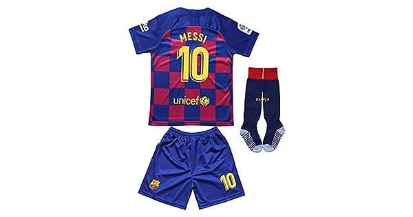 Amazon.com: Jasontin 2019/2020 Barcelona New Season 10 Messi ...