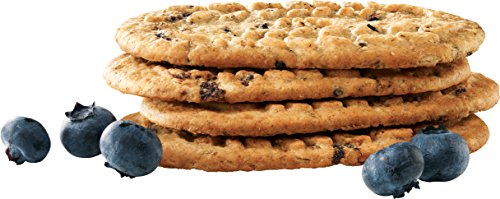 belVita Blueberry Breakfast Biscuits, 5 Count Box, 8.8 Ounce (Pack of 6) by Belvita (Image #2)