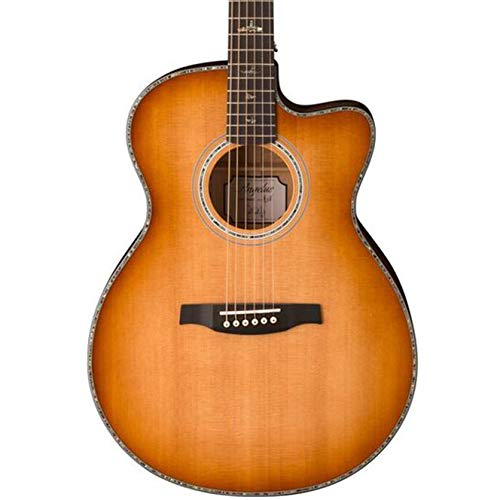 PRS Paul Reed Smith SE Angelus A50E Acoustic Electric Guitar with Case, Vintage Sunburst