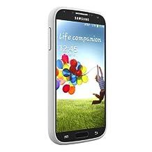ERG UNU Aero Samsung Galaxy S4 Battery with Wireless Charging Pad - Retail Packaging - Black/Silver