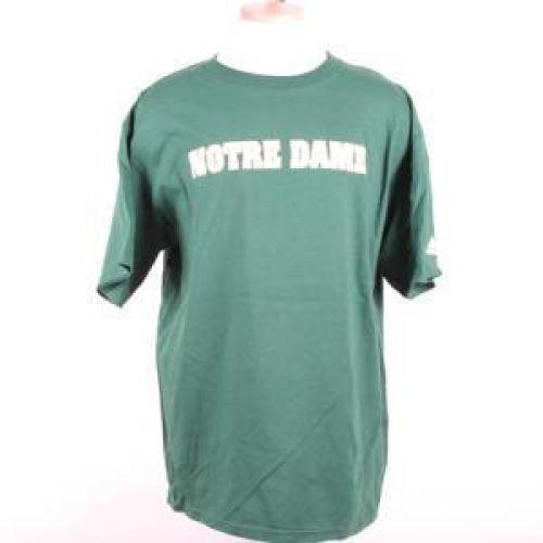 Adidas Notre Dame Irish Shirt - 1