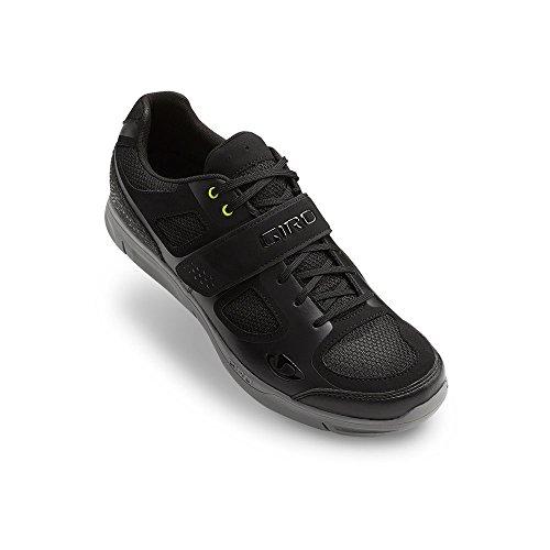Black Giro Mens Shoes Squiggle Grynd Bike wI0Ixq8z