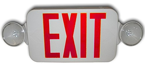 Advance Security Exit Sign Emergency Light Combo Hidden Camera DVR Recorder Combo Digital Video