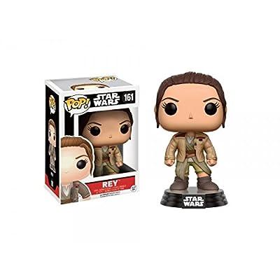 Funko Pop! Star Wars Rey #161 (w/ Finn's Jacket Exclusive)