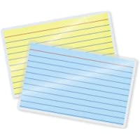 TruLam 10 Mil File/Index Card Laminating Pouches 3-1/2 x 5-1/2 Inches, 100 per Box (LP10FIL)