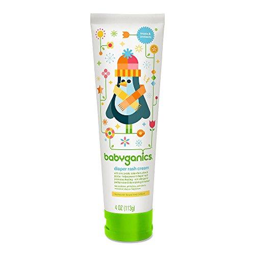 Babyganics Diaper Rash Cream Ounce product image