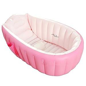 KF445 Large Capacity Baby Inflatable Bath Tub