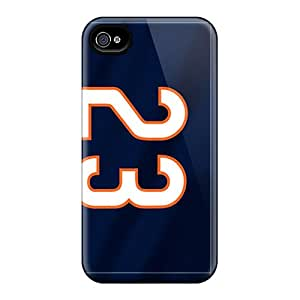 Perfect Hard Cell-phone Case For Iphone 6 (Sup4295SQen) Customized Stylish Chicago Bears Image