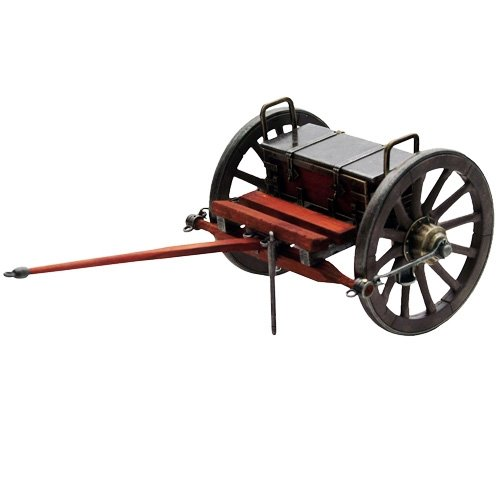 Miniature Civil War Collectible Cannon ()