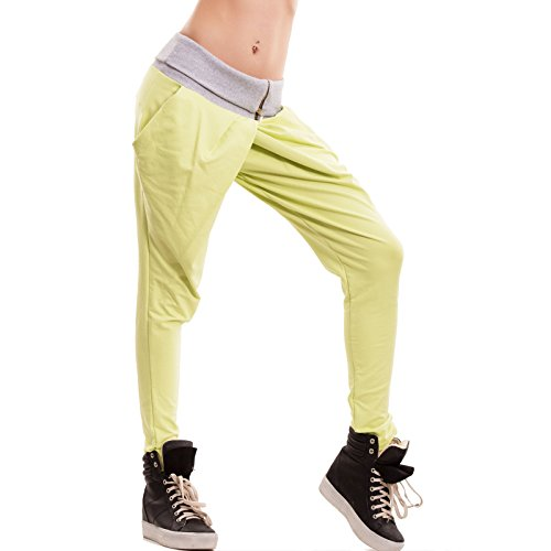 Toocool Pantalón Acido Mujer Verde Para wSXTSqa
