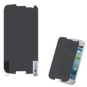 MyBat Samsung Galaxy S III Privacy Screen Protector - empaquetado al por menor - Claro