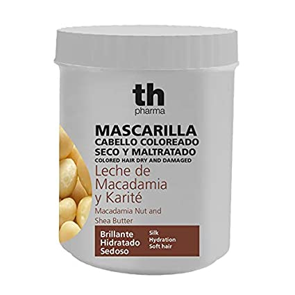 Th Pharma Mascarilla De Macadamia Y Karité Xxl 700 ml