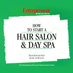 How to Start a Salon & Day Spa