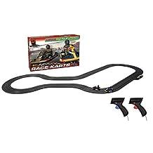 Scalextric Micro G1120T Race Karts 1:64 Slot Car Race Set