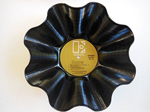 The Doors Vinyl Record Bowl – Handmade Using An Original Doors Record