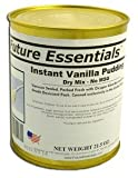 Future Essentials Canned Instant Vanilla Pudding- 28 Servings