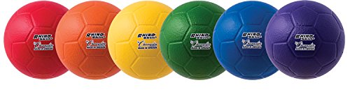 (Champion Sports Rhino Skin Soccerball Set)