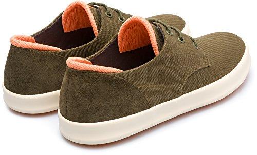 Camper Da Uomo Chasis K100281 Sneaker Verde Scuro