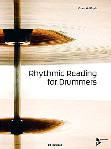 Rhythmic Reading for Drummers: Book & CD (Advance Music)