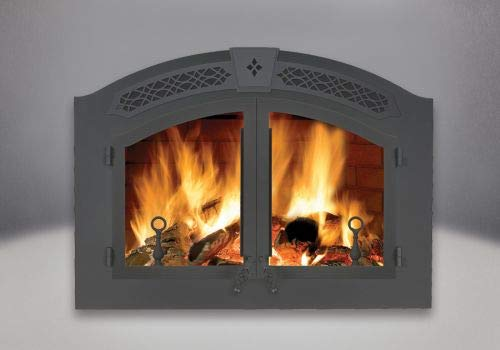 High Country Zero Wood Burning Fireplace Insert - Package2