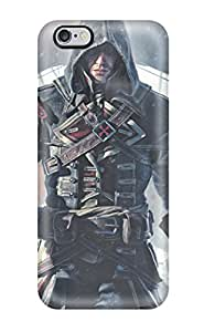 Best High Grade Flexible Tpu Case For Iphone 6 Plus - Assassin's Creed Rogue 6632159K25852042