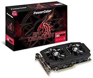 Amazon.com: PowerColor AXRX 580 D5-3DHDV2/OC - Tarjeta ...