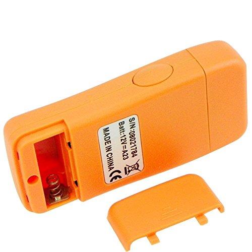 デジタルメーター デジタル木湿度計 携帯便利 軽量 ポータブル水分計 木材含水率5%〜60%を検出 2ピン MD816 MD816 高精度テスター (Style : MD818)