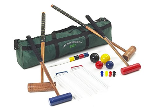 Sandford Croquet Set by Garden Games
