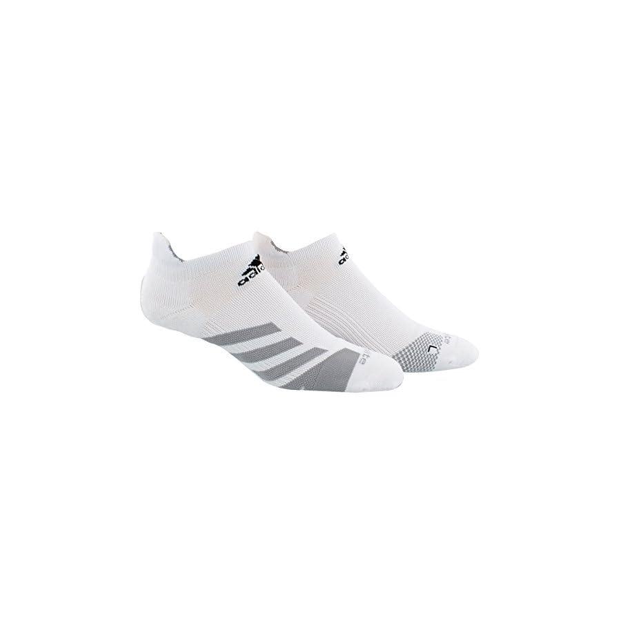 adidas Tennis Traxion Single No Show Socks