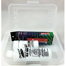 Glo-Box Kit with Glo Germ Gel-Powder-Blacklight