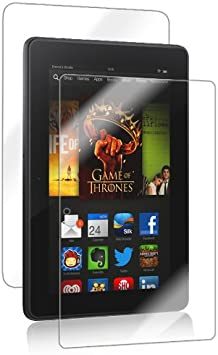 2 Pack HD Clear iCarez Screen Protector for Amazon Kindle Fire HDX 8.9