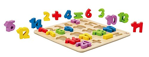 puzzles for kids numbers - 3