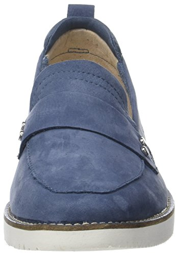 Hush Puppies Loafer, Mocassini Donna Blu (Bleu)
