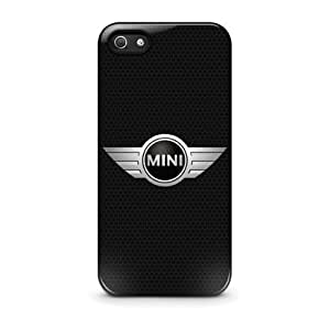 Mini Cooper BMC British Car Fc For HTC One M8 Phone Case Cover Hard Plastic Black Case
