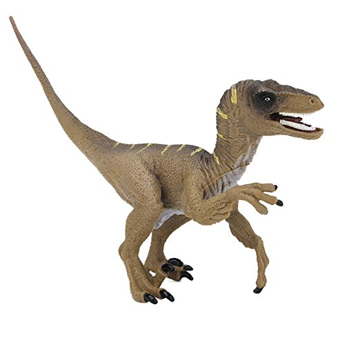 Price comparison product image Creative Jurassic Dinosaur Velociraptor Toy Simulated Figure Dinosaur Model Toy for Kids