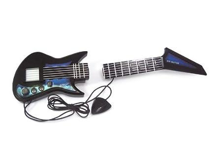 Amazon.com: Silverlit v-beat Air Guitar – Guitarra eléctrica ...
