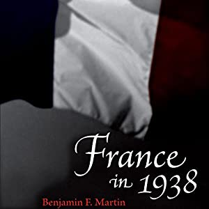 France in 1938 Audiobook