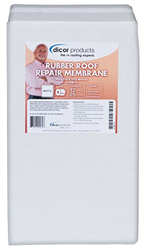 Dicor 533RM-12 Epdm Roof Patch