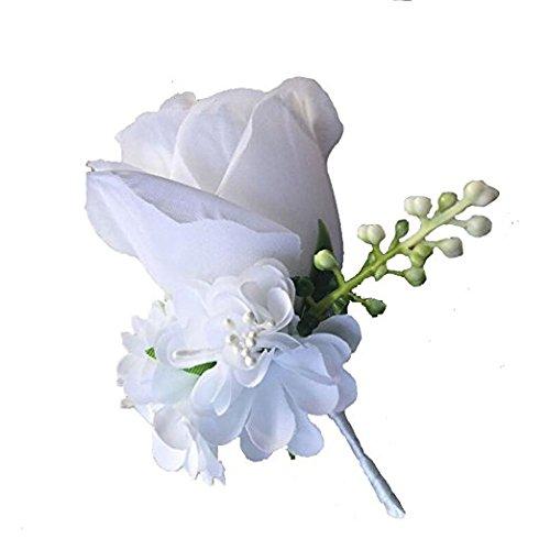The 8 best wedding flowers for men