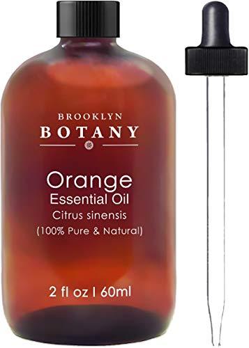 Brooklyn Botany Orange Essential Natural product image