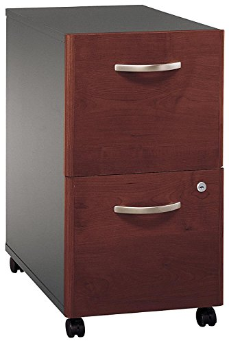 Series C Collection 2 Drawer Mobile Pedestal by Bush Business Furniture