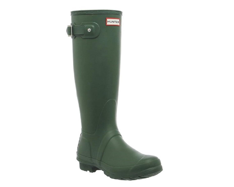 Hunter Women's Original Tall Hunter Green Boot 10