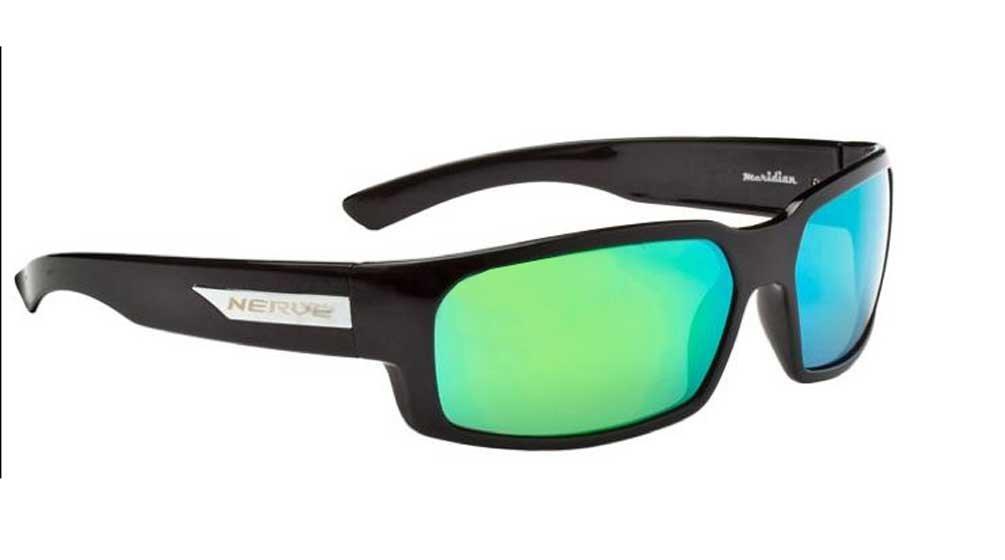 Optic Nerve Meridian Sunglasses