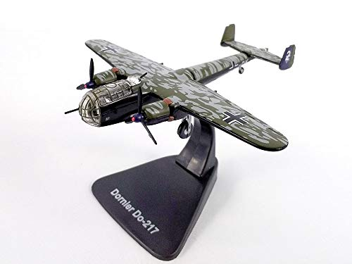 Dornier Do-217 German Luftwaffe Bomber 1/144 Scale Diecast Metal Model ()