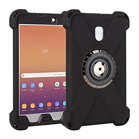 """The Joy Factory aXtion Bold M Water-Resistant Rugged Shockproof Case, Built-in Screen Protector, MagConnect for Samsung Galaxy Tab A 8.0"""" (CWS301) - 41XHy0pWEuL - The Joy Factory aXtion Bold M Water-Resistant Rugged Shockproof Case, Built-in Screen Protector, MagConnect for Samsung Galaxy Tab A 8.0″ (CWS301)"""