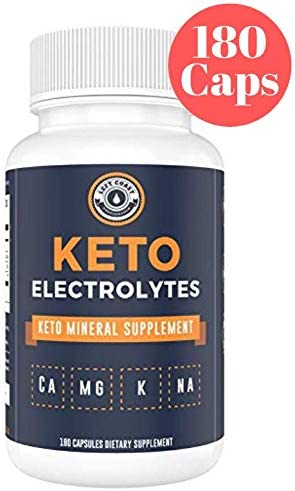 Electrolyte Supplement Ketogenic Electrolytes Rehydration